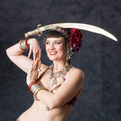 belly dance scimitar