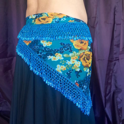 Bead Hip scarves