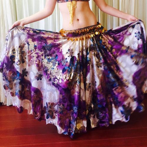 Purple Orientale