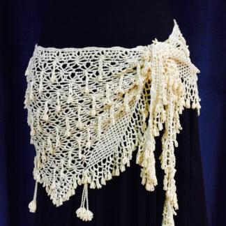 Crochet Hip Scarves