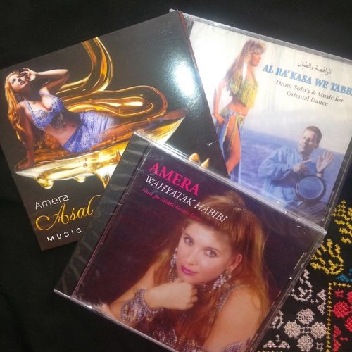 amera belly dance music