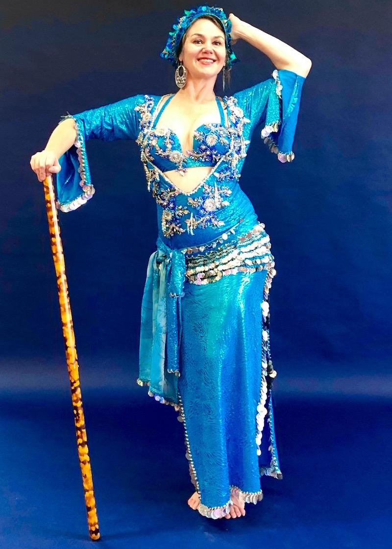 Saiidi/Baladi Dresses with Bra