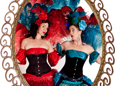 burlesque fancy dress hire