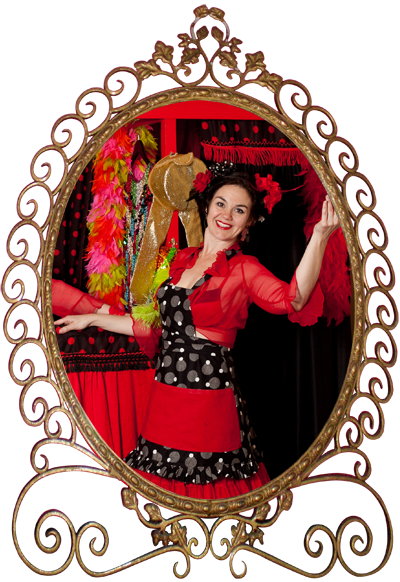 burlesque costume hire